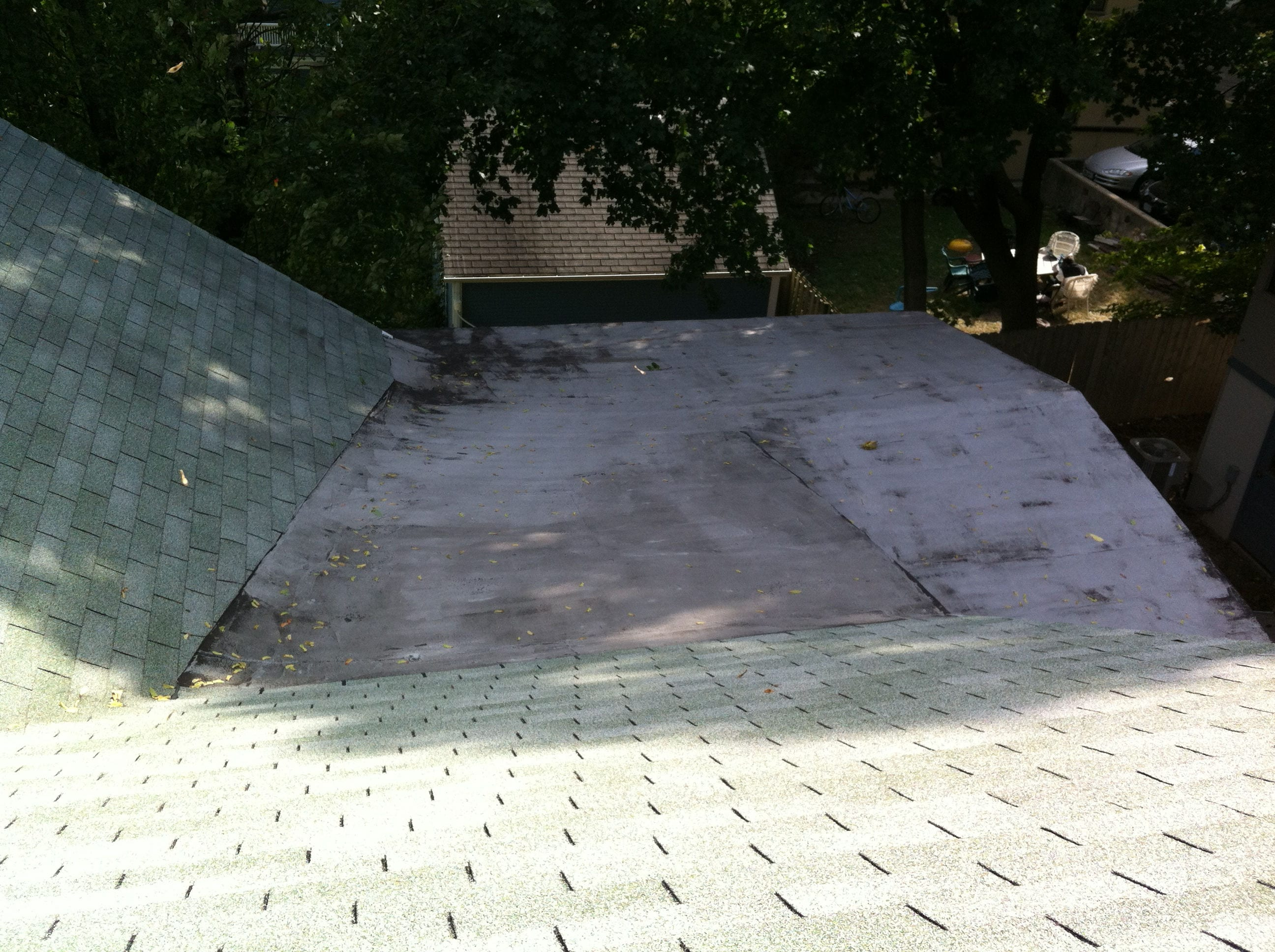 Roofing Materials Low Pitch Roofing Material