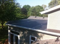 Flat Roofing Repair & Replacement