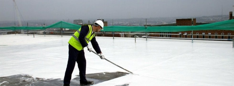 Solar Reflective Roof Coatings