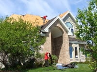 Shingle Roofing Repair & Replacement