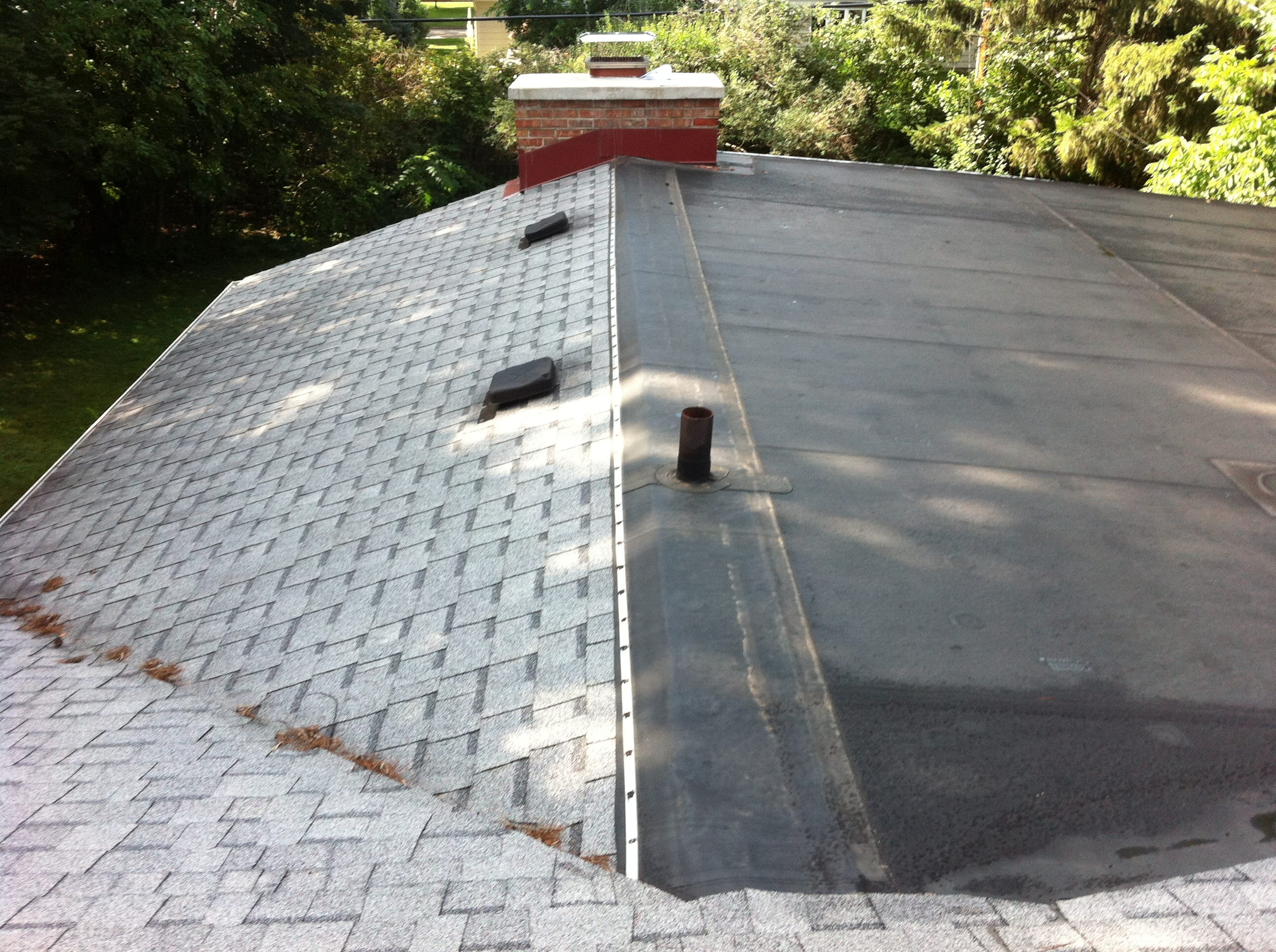 Roll Roofing Installation : Rool roofing how to work with roll step by
